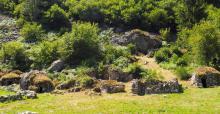 Orris (cabanes de bergers) - Courtal de Peyre Auselere
