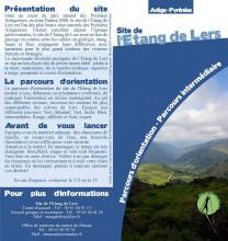 Parcours bleu - Intermédiaire